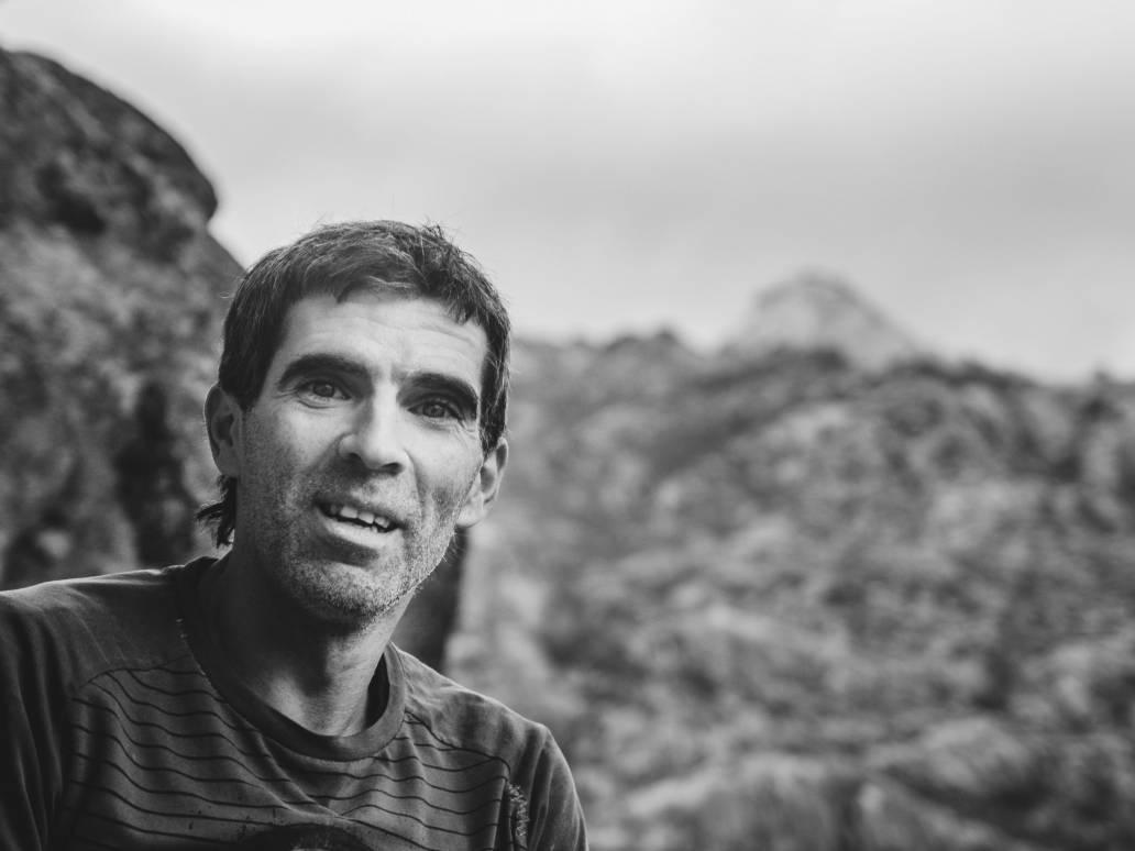 Dani Andrada - Pedriza Boulder 3470