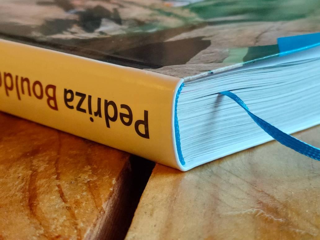 pedriza boulder 3470 side guidebook